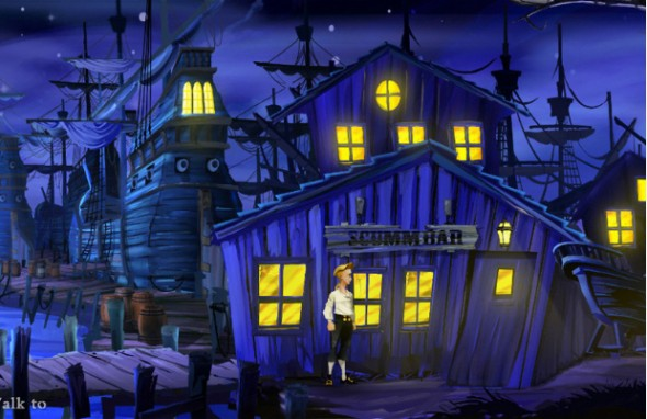 Monkey Island Spetial Edition